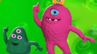 Monster Math Squad | FULL EPISODE | Big Monster Mess | Learning Numbers Series