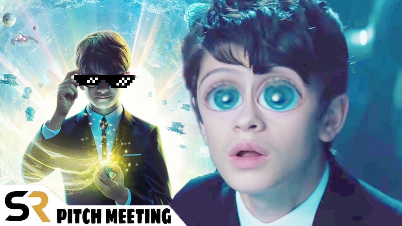 Download Artemis Fowl Pitch Meeting