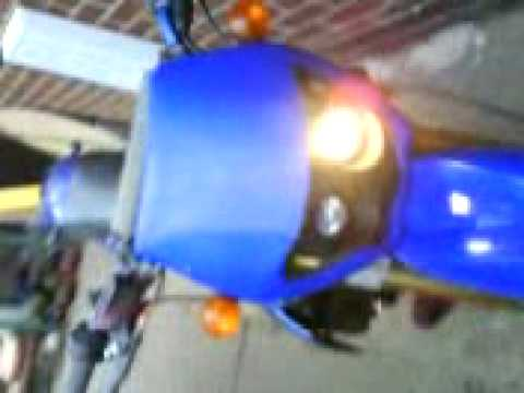 Motorhispania Furia 50cc Supermoto