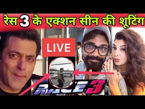 Race 3 Action Scene Shooting Location at Bangkok Live | Salman Khan, Jacqueline Fernandez