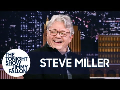 Steve Miller Reveals How He Made Up 'Pompatus'