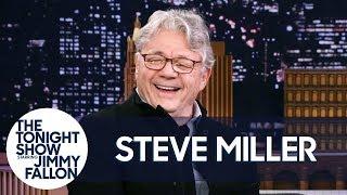 Steve Miller Reveals How He Made Up