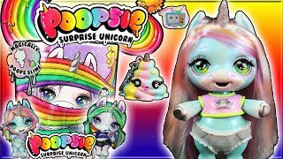 "Poopsie Slime Surprise Unicorn ""Dazzle Darling"" IvySeeTv"