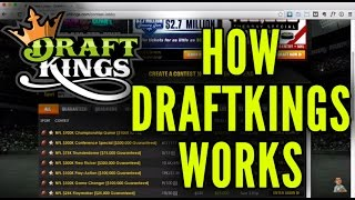 How Does DraftKings Work?