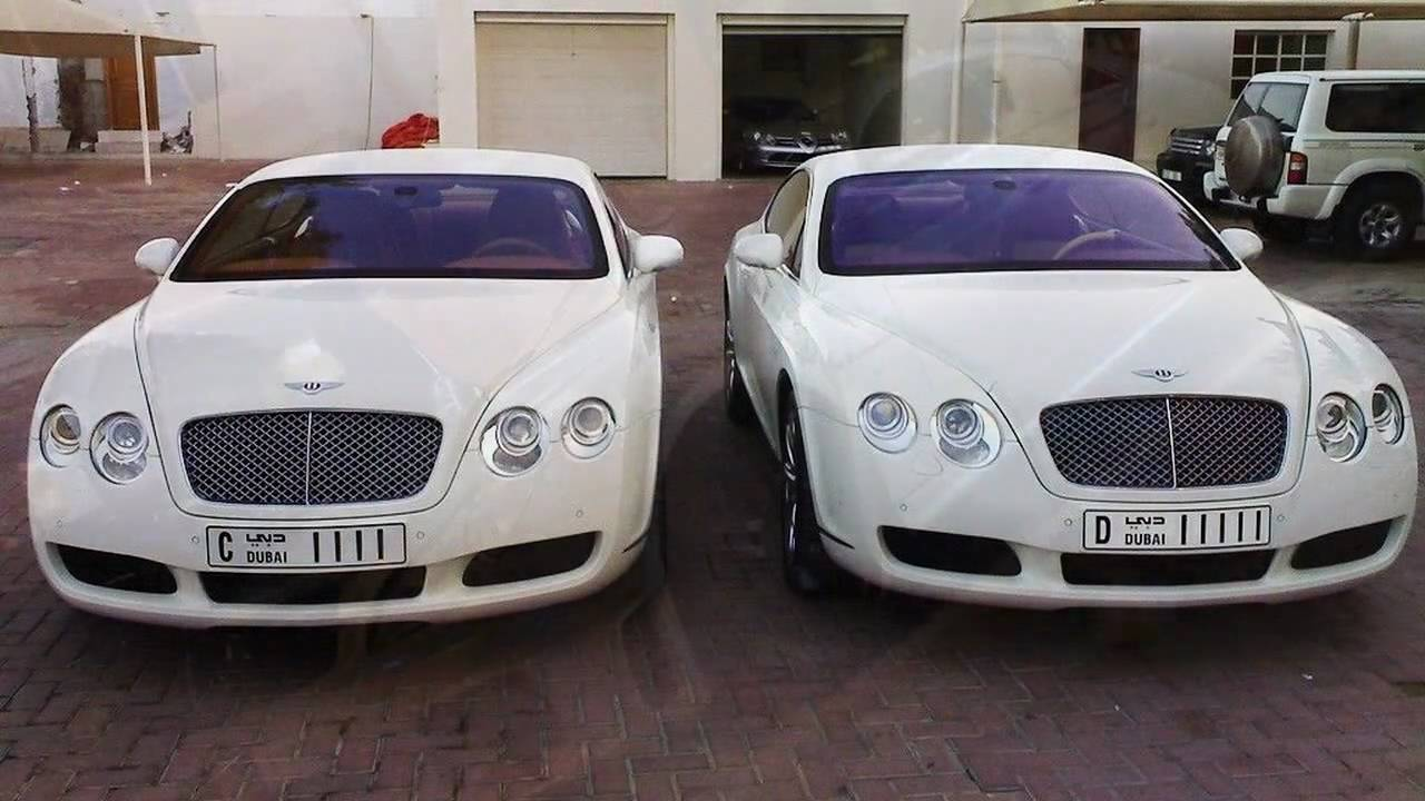 Cars in Dubai / Samochody w Dubaju - YouTube