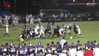 American Football League of China: Shanghai Nighthawks Game 2