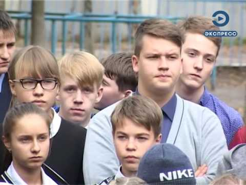 В Кузнецке увековечили память молодого бойца