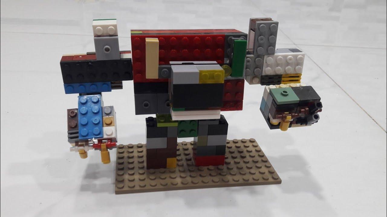 lego minecraft dungeons