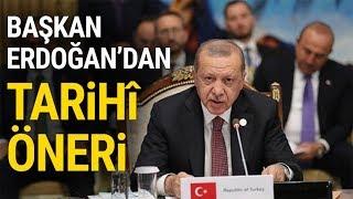 Başkan Erdoğan Dan Tarihi Öneri Kendi Para Birimlerimizle Ticaret Yapalım