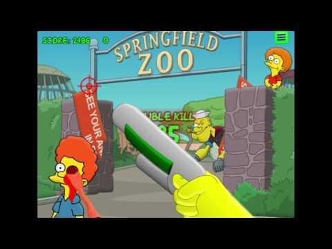 EPIC SIMPSONS GAME - Flanders Killer 7 walkthrough | Cheat guide |