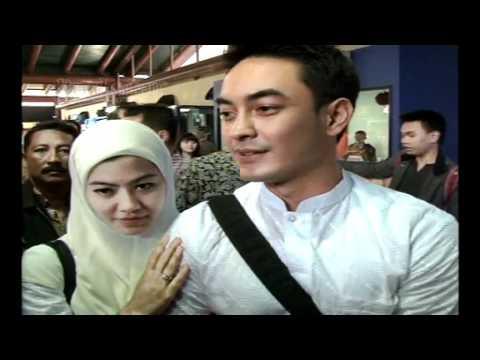 GISTING (24/10/2019) - Bupati Tanggamus, Dewi Handajani melepas 51 calon jamaah umroh, Kamis, 24 Okt.