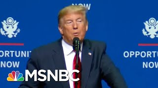 'Arguably The Worst Cover Up In American History': Hayes On Trump Lies About Virus Threat | MSNBC