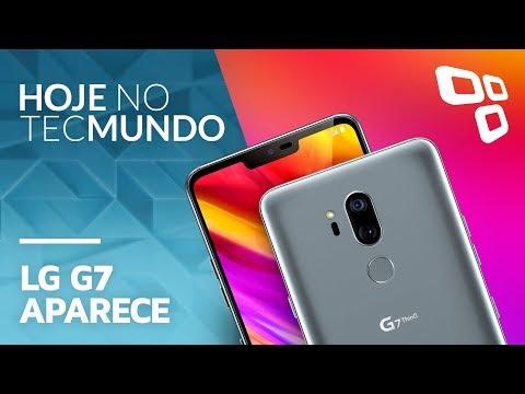 LG G7 ThinQ, novas políticas do YouTube e do Facebook, novo app do Spotify e mais - Hoje no TecMundo