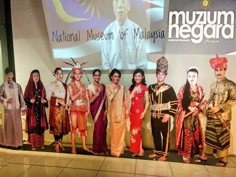 Guided Tour of National Museum of Malaysia (Muzium Negara) , Kuala Lumpur