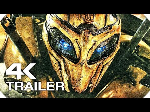 БАМБЛБИ ✩ Трейлер #1 (4K ULTRA HD, 2018) Хейли Стайнфелд, Джон Сина, Трансформеры