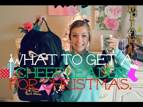 What to get cheerleaders for christmas