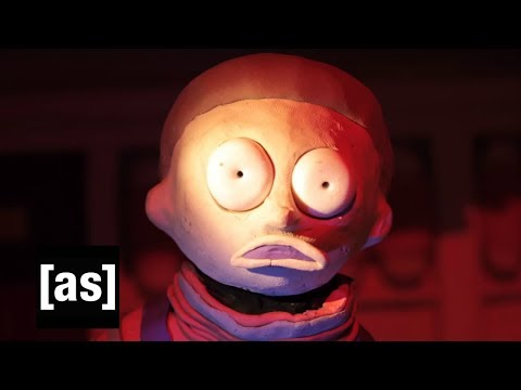 Rick and Morty The Non-Canonical Adventures: 2001: A Space Odyssey   Adult Swim