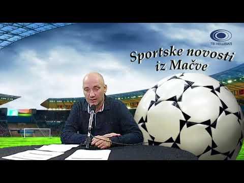 Sportske novosti iz Mačve-Radio Nešvil 27.11.2017.