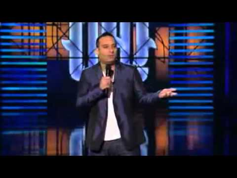 russell peters comedy latino joke