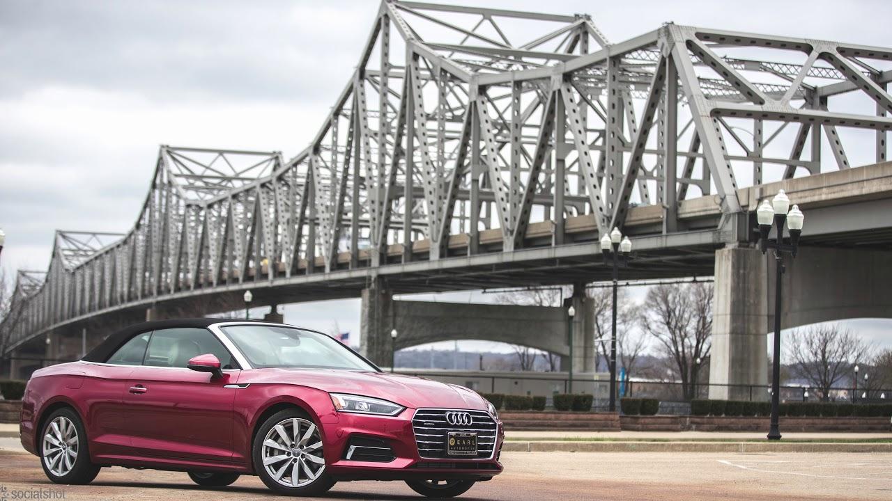 Audi A T Premium Plus Convertible At Audi Peoria YouTube - Audi peoria