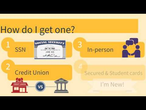 Guide to Credit Cards for International Students