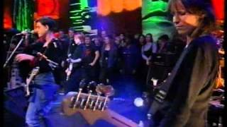 Elastica live on Later With Jools Holland