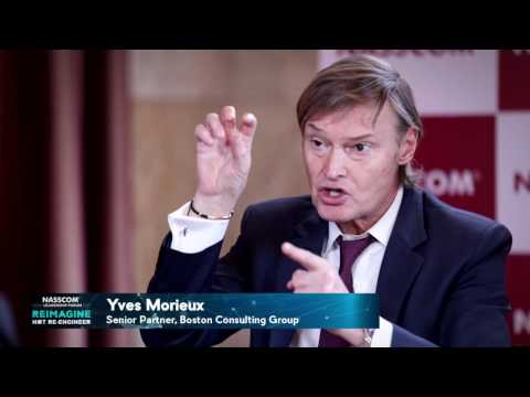 Yves Morieux, Senior Partner, Boston Consulting Group || NILF 2017