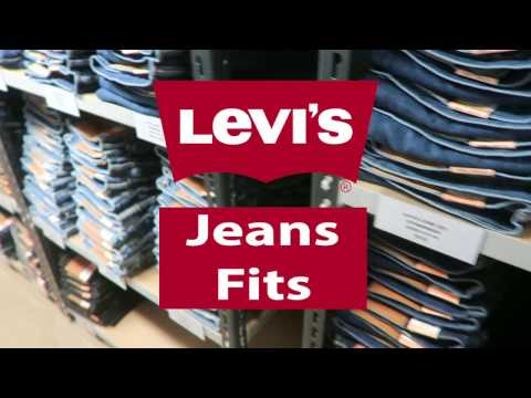 Levis Fits Explained - 501, 504, 522, 527, 511 - www.buy-jeans.net