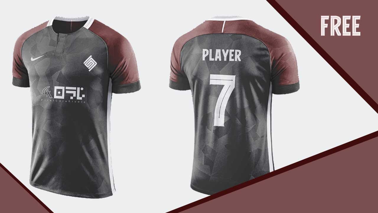 Download PREVIEW MOCKUP JERSEY NIKE 2019 || FREE PSD - YouTube