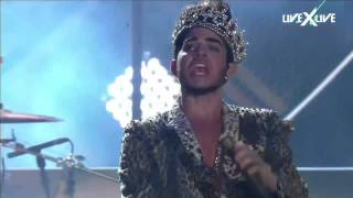 Queen + Adam Lambert = Bohemian Rhapsody / We Will Rock You / We are the champions