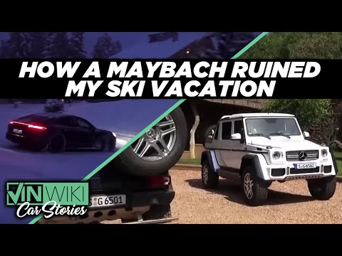 How A Million Dollar Maybach G Wagon Ruined My Vacation