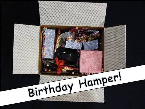 50th BIRTHDAY HAMPER !