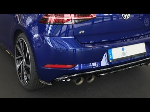 akrapovic golf 7 r facelift youtube. Black Bedroom Furniture Sets. Home Design Ideas