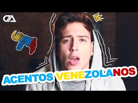ACENTOS VENEZOLANOS ✘ Diego Alé
