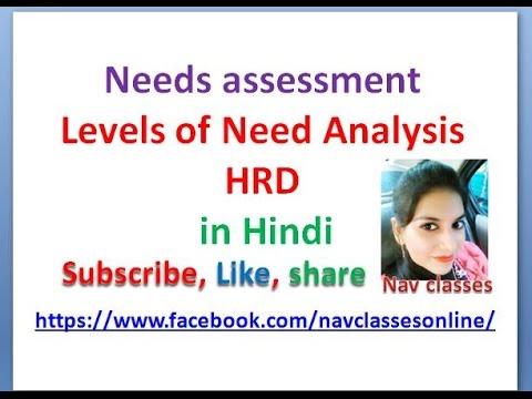 Needs analysis (na escola da lГngua inglesa)