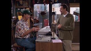 Norm Macdonald and Super Dave Funny Scene