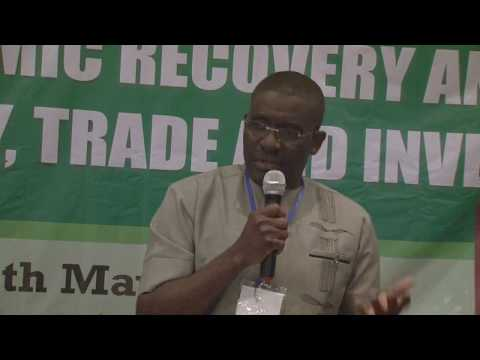 Federal Ministry Industry Trade, Investment retreat