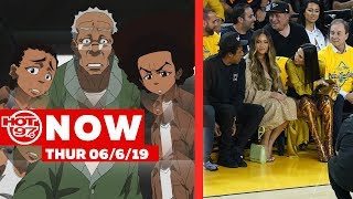 Beyhive Drags Becky For Talking to Jay Z + The Boondocks Is Returning!