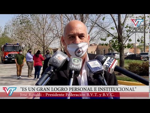 Un concepcionense es el nuevo Presidente de la Federación de B.V. de Tucumán