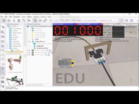 IoT ROBOT Deep Reinforcement Learning Project by kaiyu ryozin on YouTube
