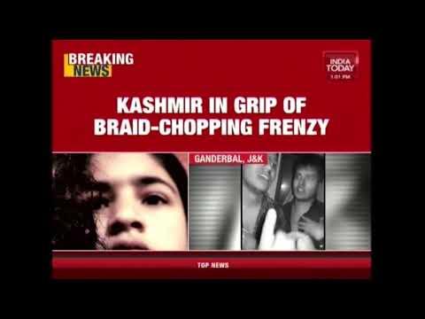 Tourists Mistaken As Braid-Choppers Beaten Up In Jammu & Kashmir
