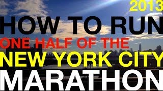 How to Run a Half Marathon Without Training