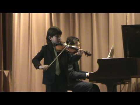 The Music Factory, book 2, graduation recital (4)