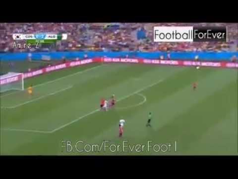 South Korea 2 - 4 Algeria # All Goals