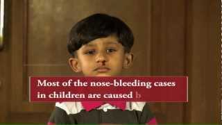 Nose Bleeding in Children
