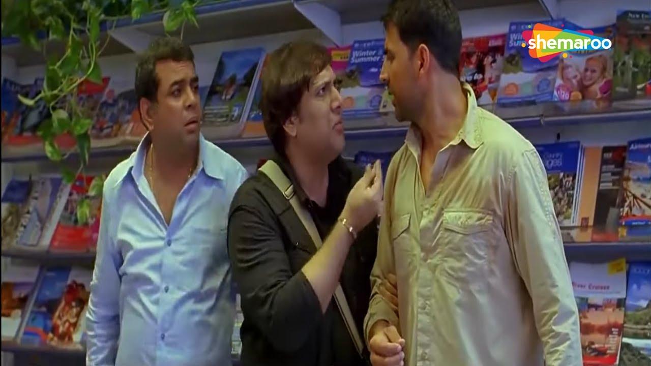 Download Best of Comedy Movie Bhagam Bhag | Hindi Comedy Scenes|  Akshay Kumar - Paresh Rawal - Rajpal Yadav