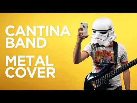 Download Youtube: STAR WARS - Cantina Band - (METAL/ROCK cover version)