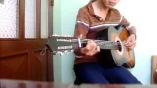 Thuyền giấy   Guitar cover by Khắc Hậu