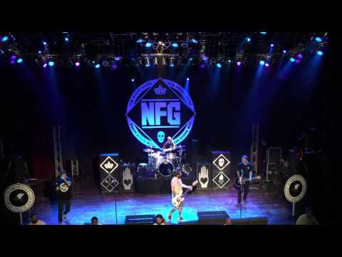 Sonny-New Found Glory Live @ House Of Blues, Chicago [Oct 25, 2014]