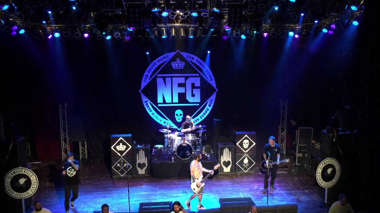 sonny-new found glory live @ house of blues, chicago [oct 25, 2014